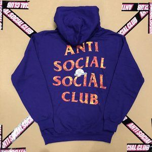 New Anti Social Social Club Sandra Reeves Hoodie
